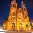 Notre Dame cathedral in Ho Chi Minh City, Vietnam. — Stock Photo #12422428