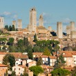 View of san gimignano, Tuscany, Italy. — Stock Photo