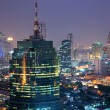 Bangkok Skyline, Thailand. — Stock Photo #12422652