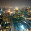 Royalty-Free Stock Photo: Night view of Bangkok, Thailand.