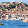 Portoferraio, Isle of Elba, Italy. — Stock Photo