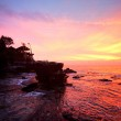 The Tanah Lot Temple, Bali, Indonesia. — Stock Photo #12423200