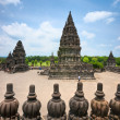 Stock Photo: PrambanTemple, Yogyakarta, Java, Indonesia.