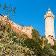 Stock Photo: Forte StellLighthouse, Portoferraio, Isle of Elba, Italy.