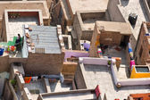Roof of Jodhpur, the blue city. — Stock Photo