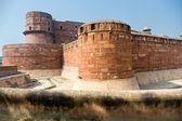 Agra Fort, Agra, Uttar Pradesh, India. — Stock Photo