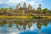 Angkor Wat, Siem reap, Cambodia. — Stock Photo