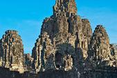 Bayon tower, Cambodia — Stock Photo