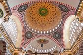 Süleymaniye Mosque , Istanbul, Turkey. — Stockfoto