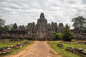Bayon tower, Cambodia — 图库照片