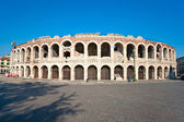 Arena of verona, ancient roman amphitheatre. italy — Stock Photo