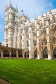 Westminster Abbey , London, UK. — Stock Photo