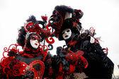 Karneval venedig maske. — Stockfoto