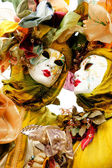 Venice Mask, Carnival. — Stock Photo