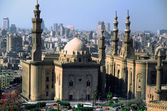 Panormaic view of Il Cairo, Egypt. — Stock Photo