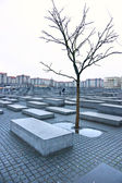 HOLOCAUST MEMORIAL, Berlin, Germany. — Stock Photo