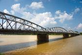 Bridge on the parfum river, Hue, Vietnam. — Stock Photo