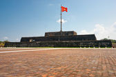 Flag Tower (Cot Co) Hue Citadel, Vietnam — Stock Photo