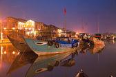 Night shot of Hoi An. Vietnam — Stock Photo