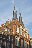 Amsterdam, Church in Jordaan — Stock Photo