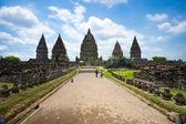 Prambanan Temple, Yogyakarta, Java, Indonesia. — Stock Photo