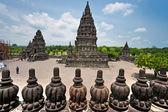 Prambanan Temple, Yogyakarta, Indonesia. — Stock Photo
