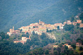 View of Poggio, Marciana, Elba island, Italy. — Stock Photo
