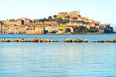 Portoferraio, Isle of Elba, Italy. — Stockfoto