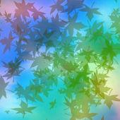 Abstrat feuilles fond — Photo