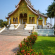 Buddhist temple in Luang Prabang, Laos. — Stock Photo