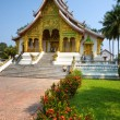Stock Photo: Buddhist temple in Luang Prabang, Laos.