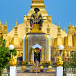 Wat That Luang, Laos. — Stock Photo #13825876