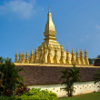 Stock Photo: Pha That luang, Vientiaine, Laos.