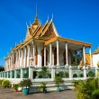 Stock Photo: Grand palace, Cambodia.