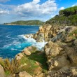 Stock Photo: Beautiful coastlines in Elbisland.