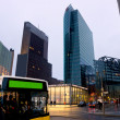 Stock Photo: POTSDAMER PLATZ, Berlin, Germany.