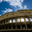 The Majestic Coliseum, Rome, Italy. — Stock Photo #13826421