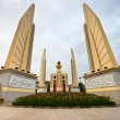 Stock Photo: Democracy monument, Bangkok, Thailand.