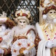 Venice Masks, Carnival 2009. — Stock Photo #13827299