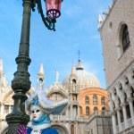 Venice Mask, Carnival. — Stock Photo #13827302