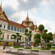 Wat Phra Kaeo Temple, Bangkok, Thailand. — Stock Photo #13827363