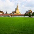 Wat Phra Kaeo Temple, bangkok, Thailand. — Stock Photo #13827369