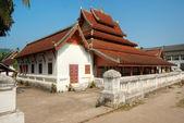 Temple in Luang Prabang, Laos. — Stock Photo