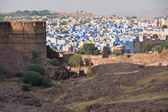 View of Jodhpur, the blue city. — Stock Photo