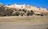 Amber Fort, Jaipur, India. — Stock Photo