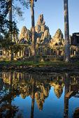 Bayon Temple, Cambodia — Stock Photo