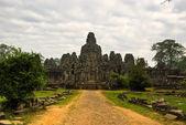 Bayon Temple, Angkor Thom, Sieem Reap, Cambodia. — Stock Photo