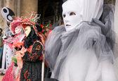 Venice Masks, Carnival. — Stock Photo