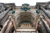 Berlín catedral, berlín, alemania. — Foto de Stock