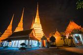 War Po, Bangkok, Thailandia. — Stock Photo